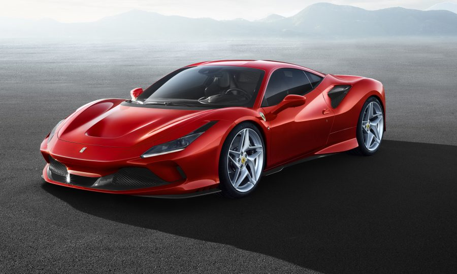 710-horsepower Ferrari F8 Tributo arrives to replace the 488