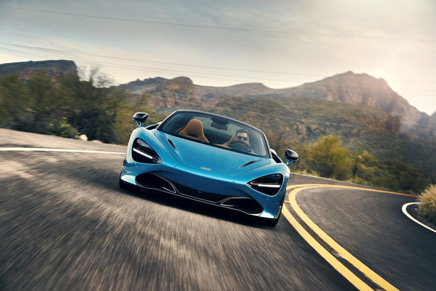 First drive review: 2019 McLaren 720S Spider balances sun, performance, comfort