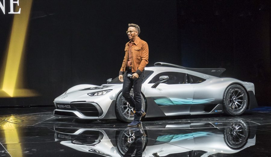 Lewis Hamilton wants to build a Mercedes-AMG One LH Edition