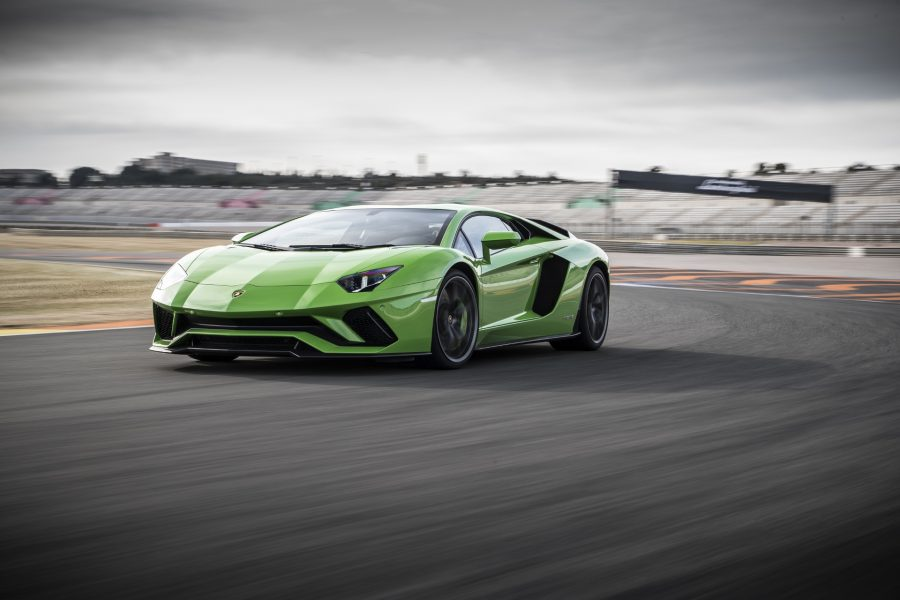 Not this bull's first rodeo: Lamborghini's used-car certification program