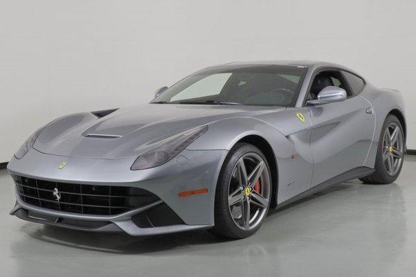 2016 Ferrari F12berlinetta Berlinetta