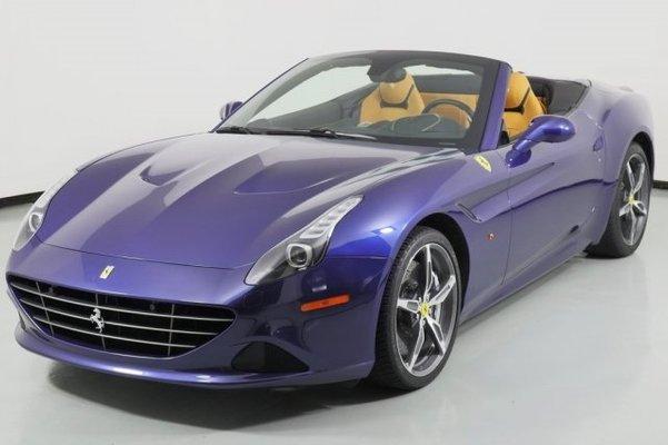 2017 Ferrari California T T