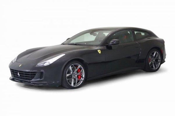 2018 Ferrari GTC4 Lusso T V8