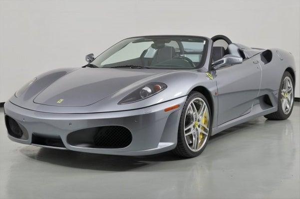 2008 Ferrari 430 Spider