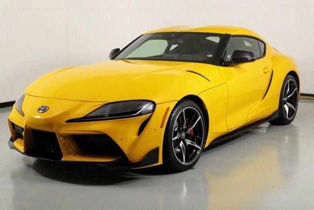 2020 Toyota Supra Premium 3.0