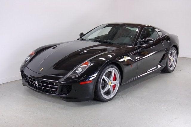 2010 Ferrari 599 GTB Fiorano F1