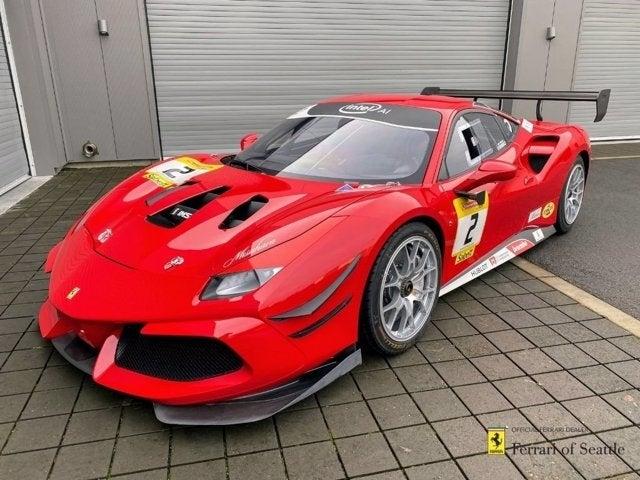 2017 Ferrari 488 Challenge Evo Racecar